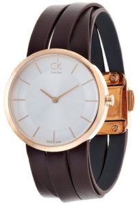 Calvin Klein Womens Extent Watch on sale now + 15% cash back at Ashford