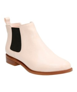 Taylor Shine in Nude Pink Leather on sale now + 15% cash back at Clarks