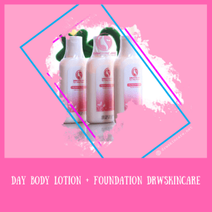Body Lotion Plus Foundation Drw Skincare