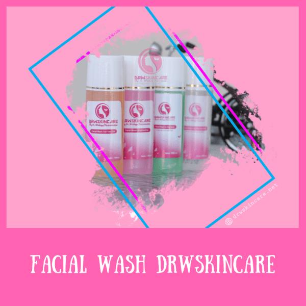 Facial Wash Drw Skincare