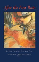 After the First Rain: Israeli Poems on War & Peace Cover
