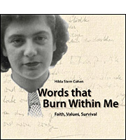 Words that Burn Within Me Cover