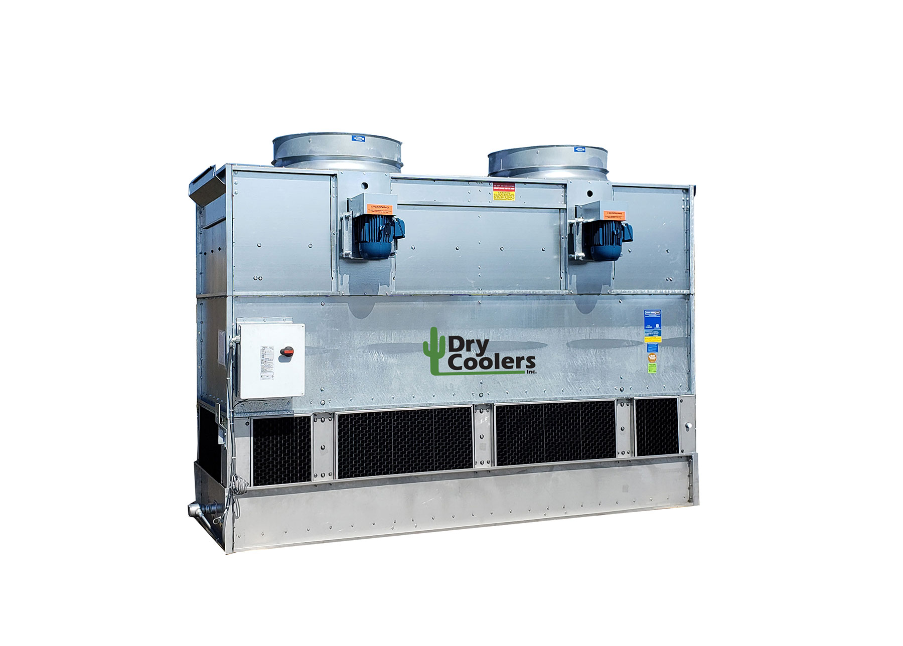 MW Series Closed-Circuit Evaporative Cooling Tower
