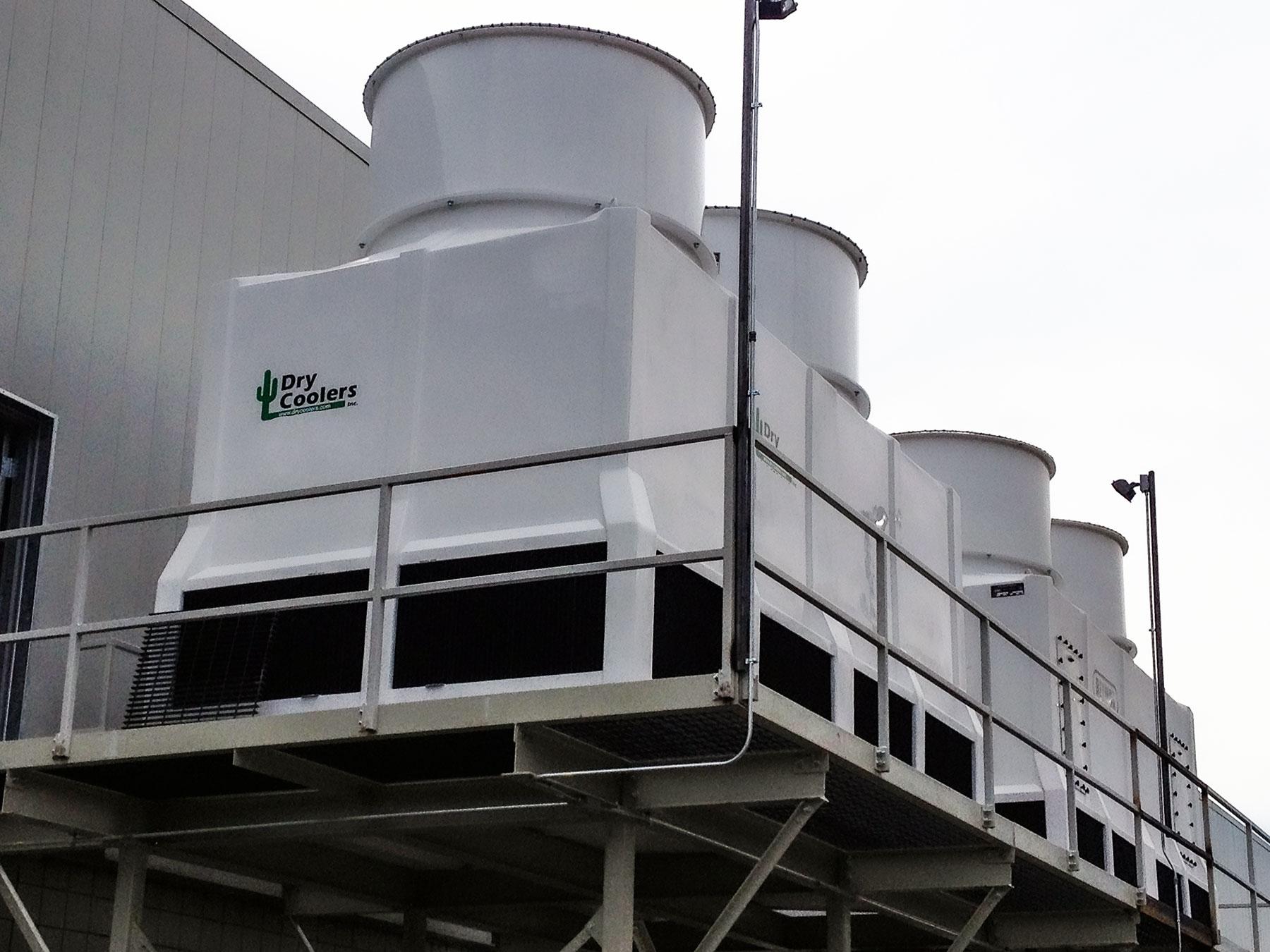 FGCT Series Fiberglass Evaporative Cooling Tower