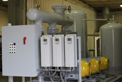 TO-HY hydronic pump station