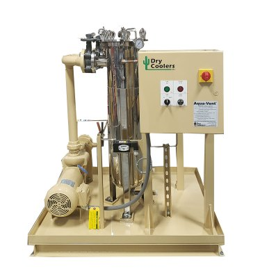 QFS Quenchant Oil Filtration System
