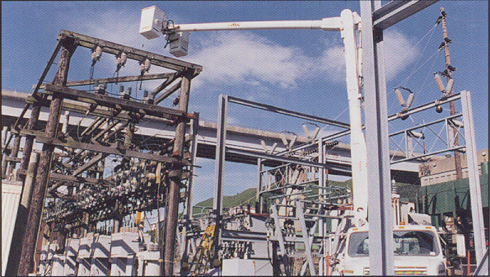 Hartman Substation