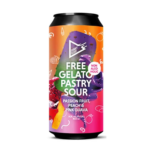 Can of Free Gelato Pastry Sour 0.5%