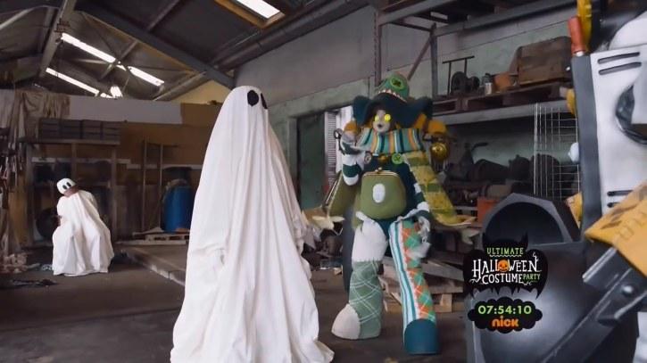 Dino Charge Halloween