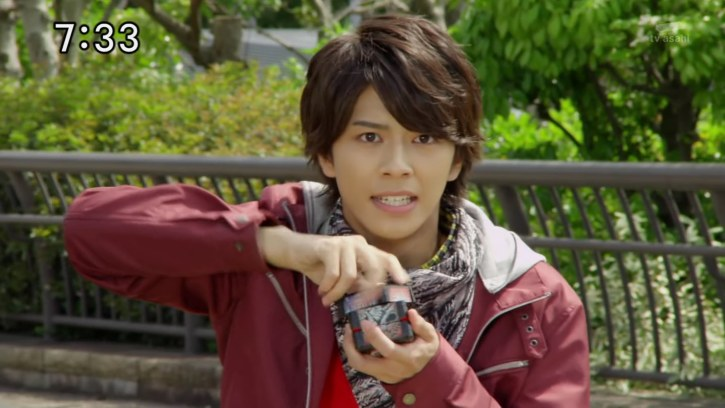 Zyuohger 16