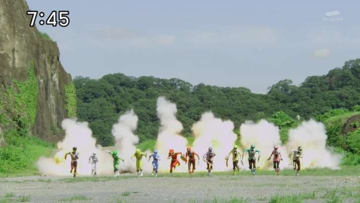 Zyuohger 29