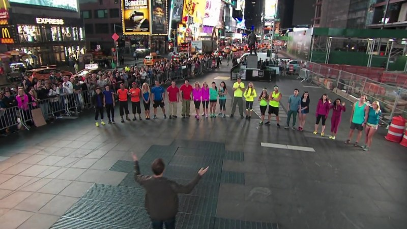 Recap: The Amazing Race 25, Episode 1