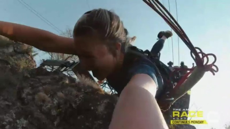 "Recap: The Amazing Race Australia 4, Episode 8 – ""We are fluent in talking crap."""