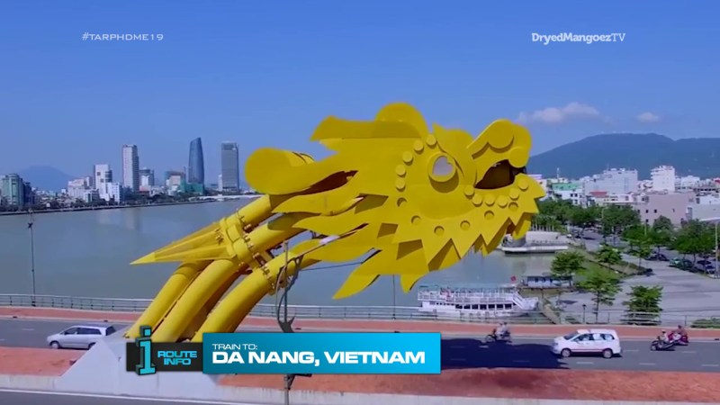 The Amazing Race Philippines: DryedMangoez Edition All-Stars (Season 19), Leg 5B – Vietnam