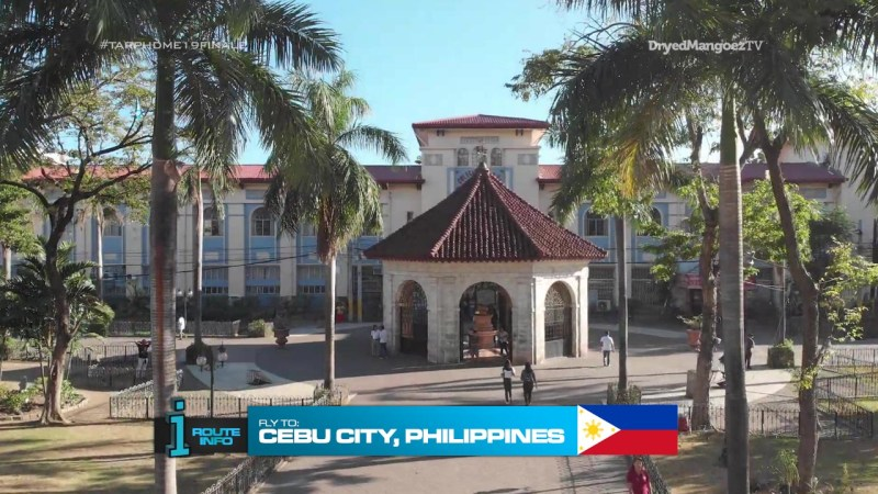 The Amazing Race Philippines: DryedMangoez Edition All-Stars (Season 19), Leg 12 – Cebu, Philippines