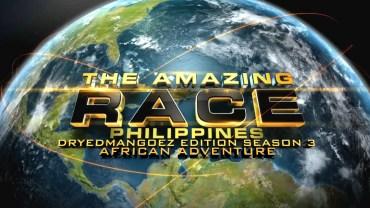 The Amazing Race Philippines: DryedMangoez Edition Season 3