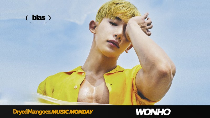 "Music Monday, September 7, 2020 – From ""No.Mercy"" to ""Open Mind"" – Wonho's Strong Solo Debut"