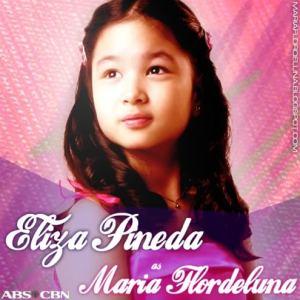 Eliza Pineda as Maria Flordeluna