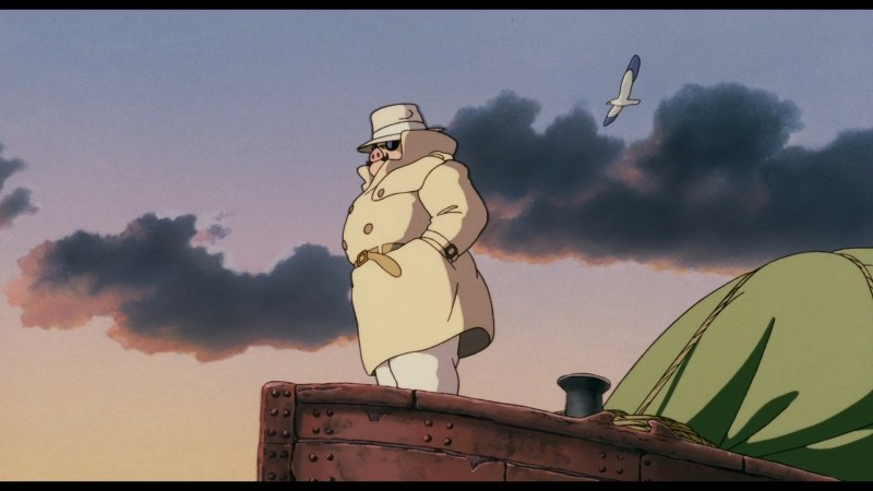 """Good Ol' Review: The Romantic High-Flying Adventure of Miyazaki's """"Porco Rosso"""""""