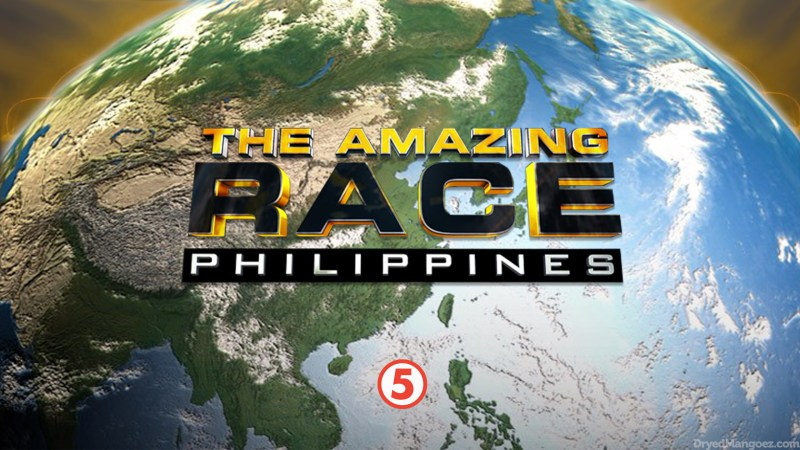 "Concept/Pitch: Relaunching ""The Amazing Race Philippines"" on TV5"