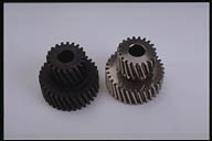 Gears - Heat treat scale removal and finishing with centrifugal barrel finishing
