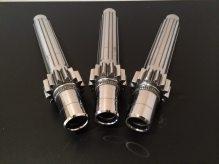 ISF 3 geared crankshafts