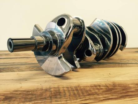 ISF crankshaft 5