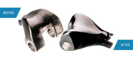 titanium knee