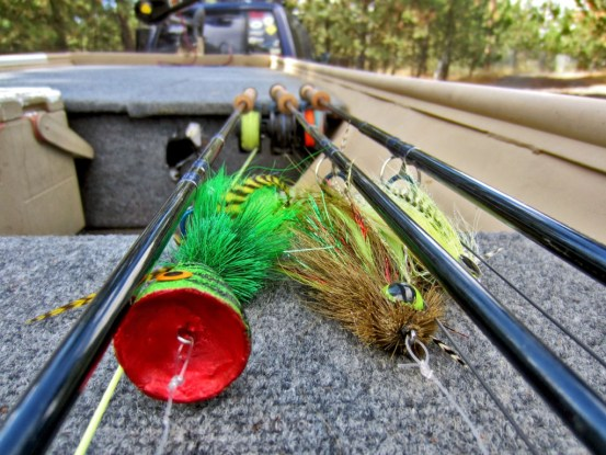 Dixie Cup musky popper