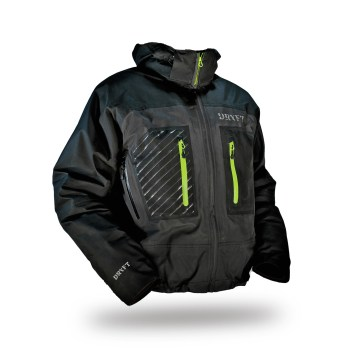 DRYFT Primo wading jacket front