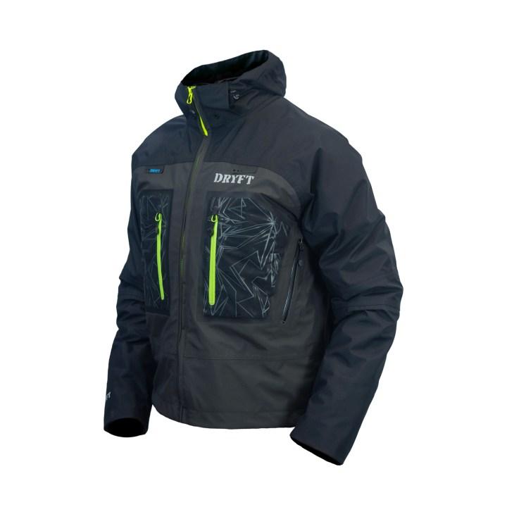 DRYFT Primo Wading jacket mens side