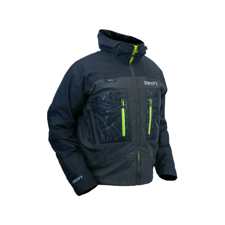 DRYFT Primo Wading jacket mens side 2