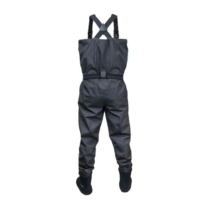 DRYFT S14 waders back view