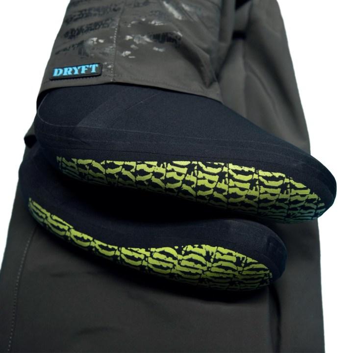 DRYFT Session GD Wading pants stockingfeet