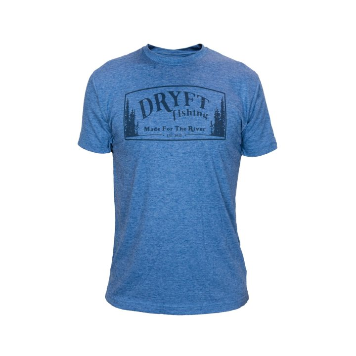 made for the river tee dryft