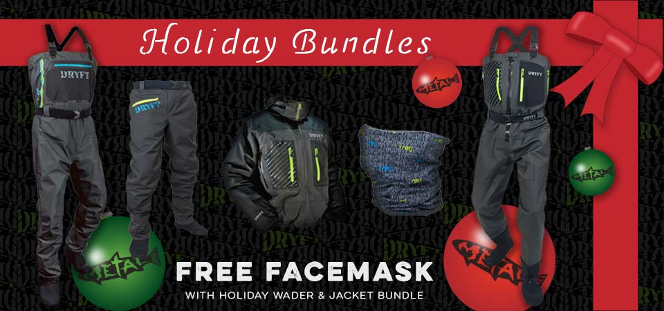 DRYFT holiday bundles