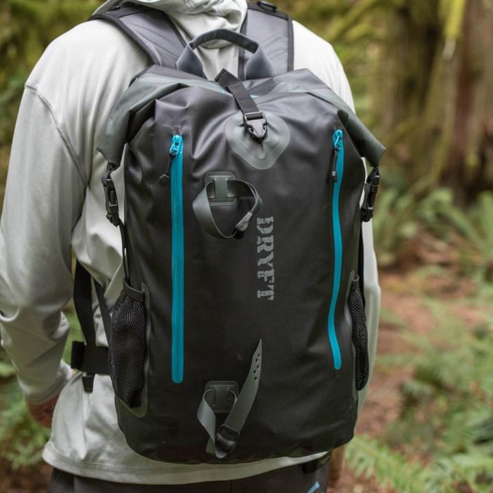 BKCNTRY waterproof backpack