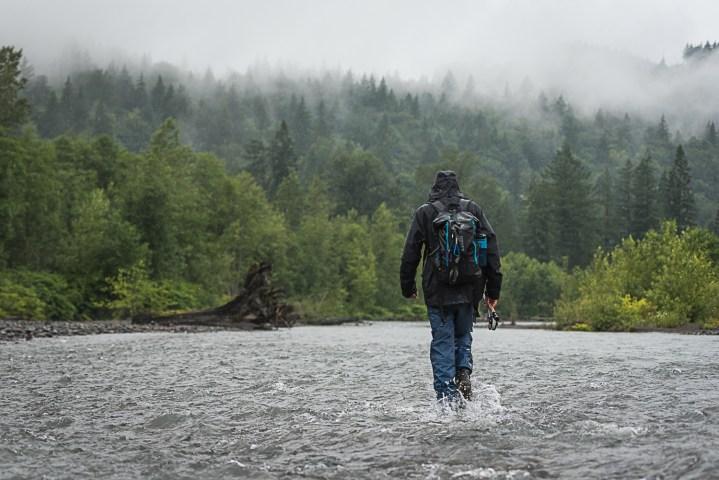 DRYFT Seekr denim wading pants