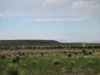 wild desert grassland near Valentine
