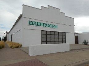 next door to Marfa Public Radio...a contemporary take