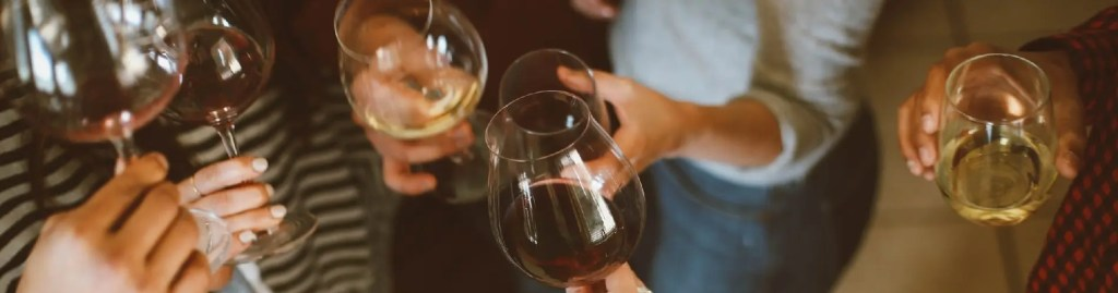 Dry red wines
