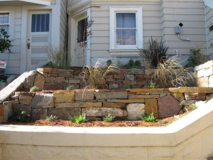 Cabernet Stone Terracing