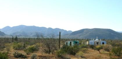 Cemetary South of Santa Rosalia