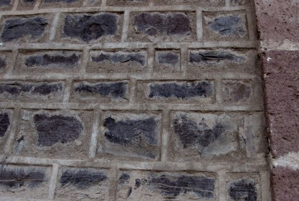 Casa del Pueblo detail
