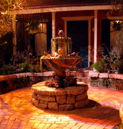 Salvage Creole Jazz Courtyard