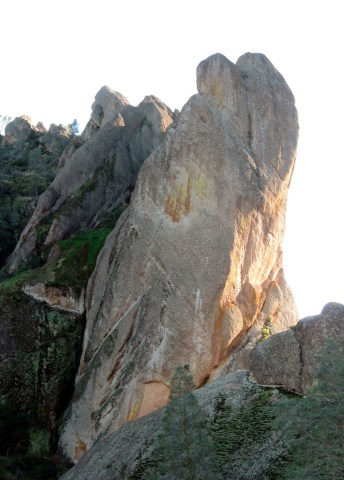Machete Ridge, Pinnacles National Monument
