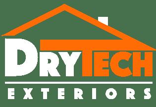 drytech logo white