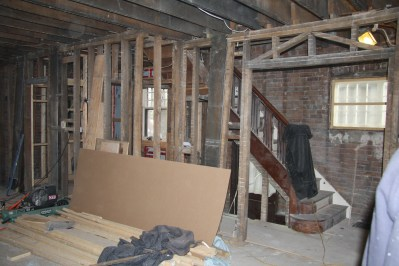 2 Staircase after Demolition