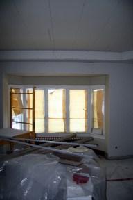 Upper Floor Drywall Installation
