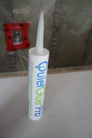 QuietGluePro or Green Glue